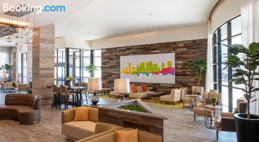 Holiday Inn-lobby